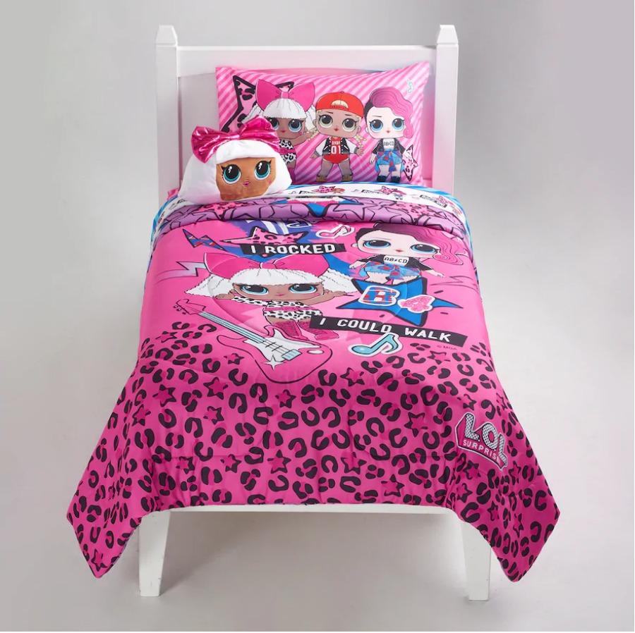 L.O.L. Surprise Twin Comforter