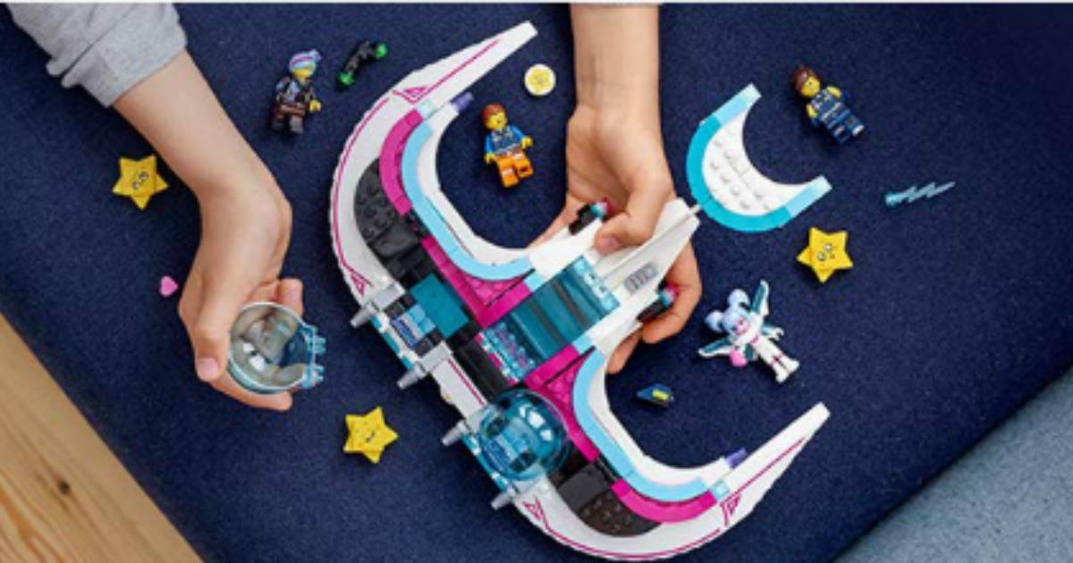The Lego Movie 2 Sweet Mayhem S Systar Starship Only 31 99 Shipped On Amazon Regularly 50 Hip2save