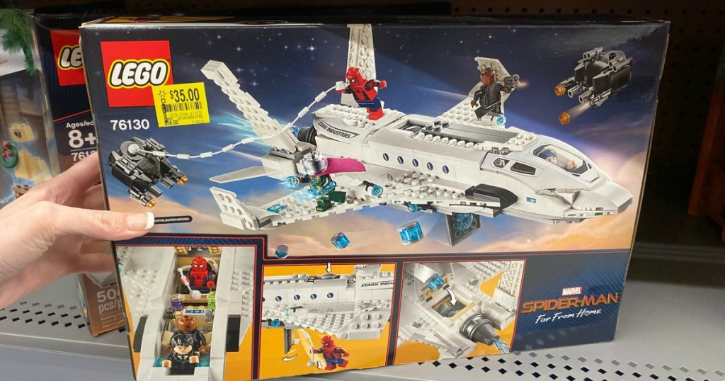 LEGO Spiderman Far From Home Clearance Set