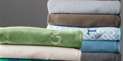 Land's End Plush Throw Blankets Only $5.99 Shipped (Regularly $35) + More