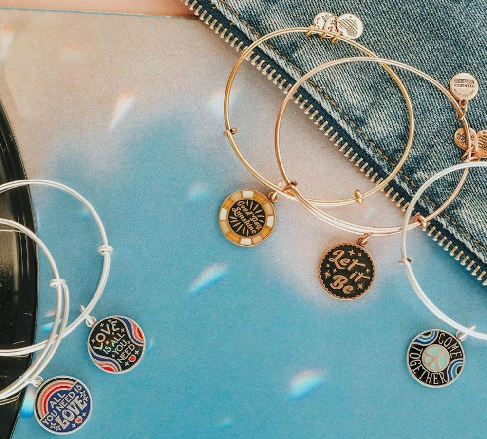 Lennon and McCartney Alex & Ani Jewelry