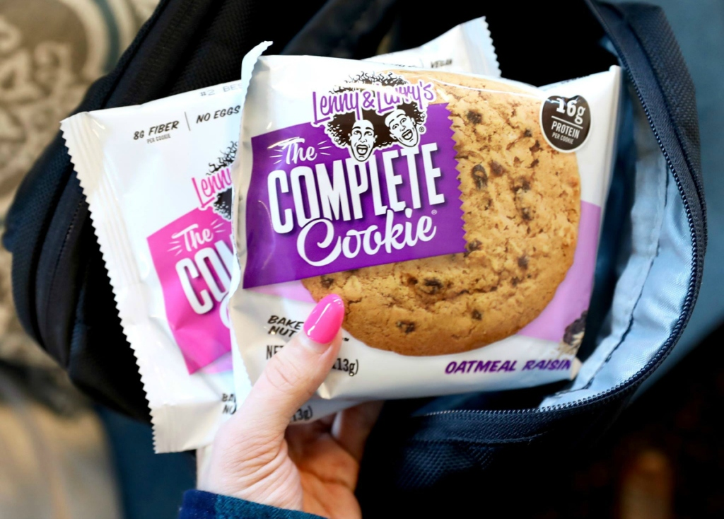 Lenny Larry's Complete Cookies