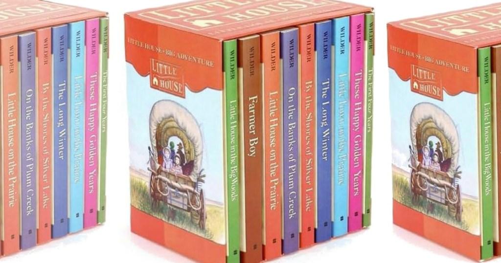 Little House on the Prairie Box Set