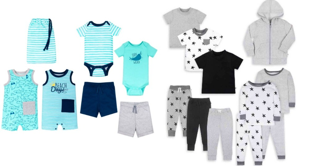 Little Star Baby Apparel Gift Sets