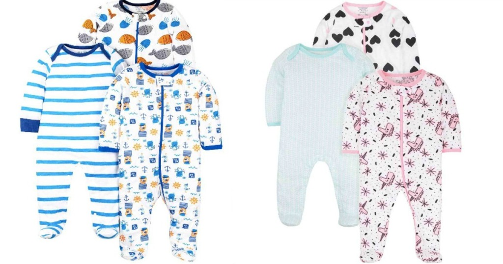 Little Star Sleep n Play Pajamas