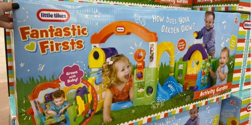 Little Tikes Activity Garden Playhouse Only $19 at Walmart (Regularly $80)