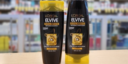 $8 Worth of L'Oreal Hair Care Coupons = Shampoo Only $1.50 Each After CVS Rewards