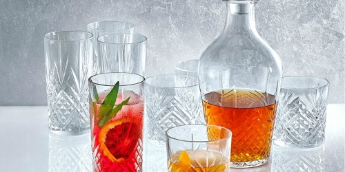Up to 90% Off Glassware at Macy's