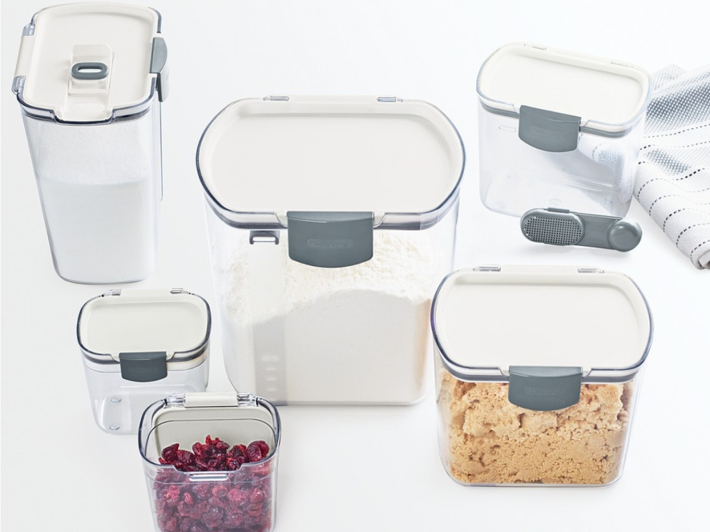 Martha Stewart Kitchenware at MAcy's Bakery Storage Set