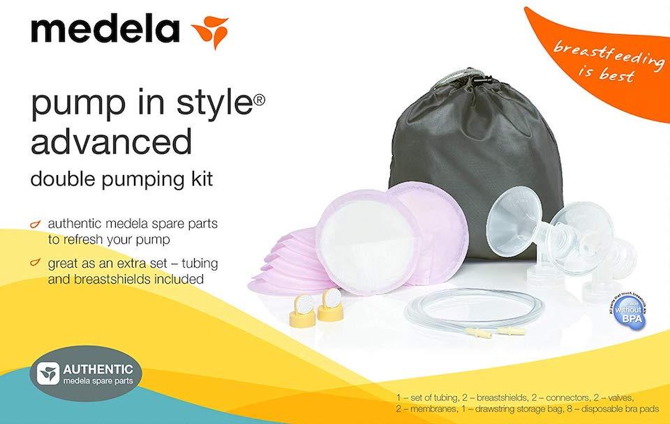 Medela Pump Kit box