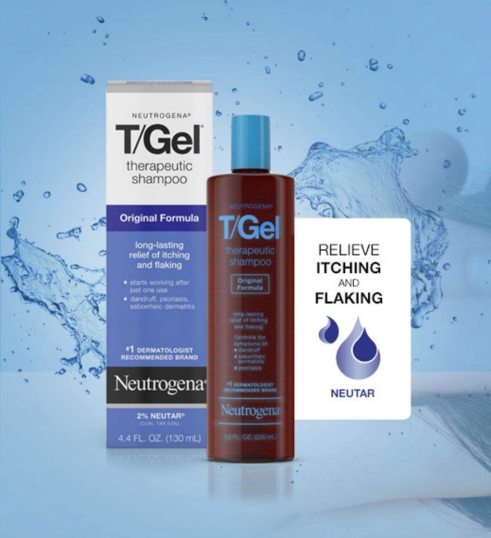 Neutrogena T_Gel Shampoos