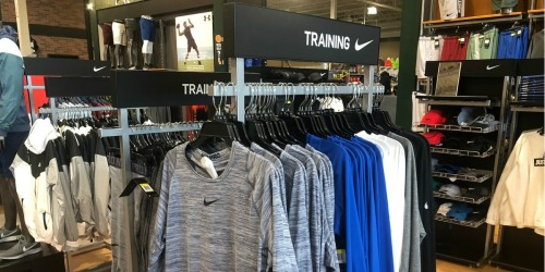 Up to 70% Off Nike Apparel at JCPenney