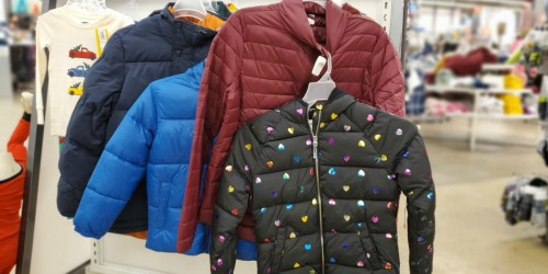 Old Navy Kids Puffer Jackets as Low as $9.58 + More