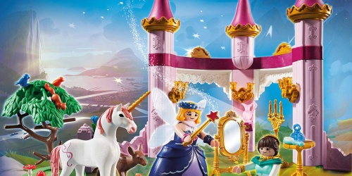 PLAYMOBIL The Movie Marla in The Fairytale Castle Building Set Just $14.95 (Regularly $30)