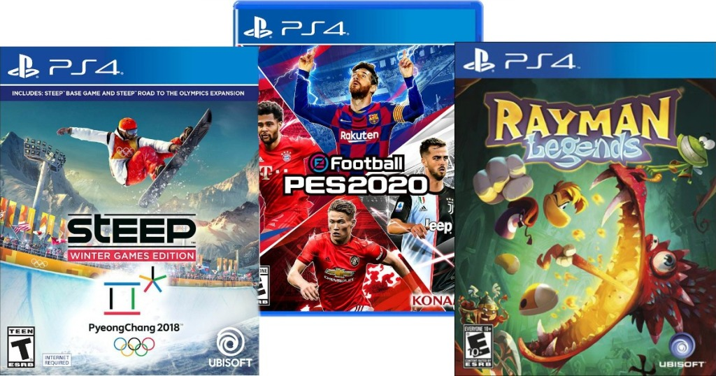 PS4 Games on Sale at Best Buy