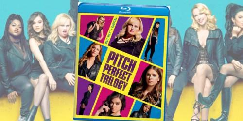 Pitch Perfect Trilogy Blu-ray + Digital HD Only $12.99 on Amazon (Regularly $22)