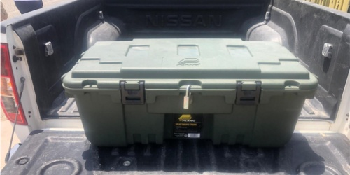 Plano 108-Quart Sportsman Trunk Only $24.98 at Home Depot (Regularly $45)