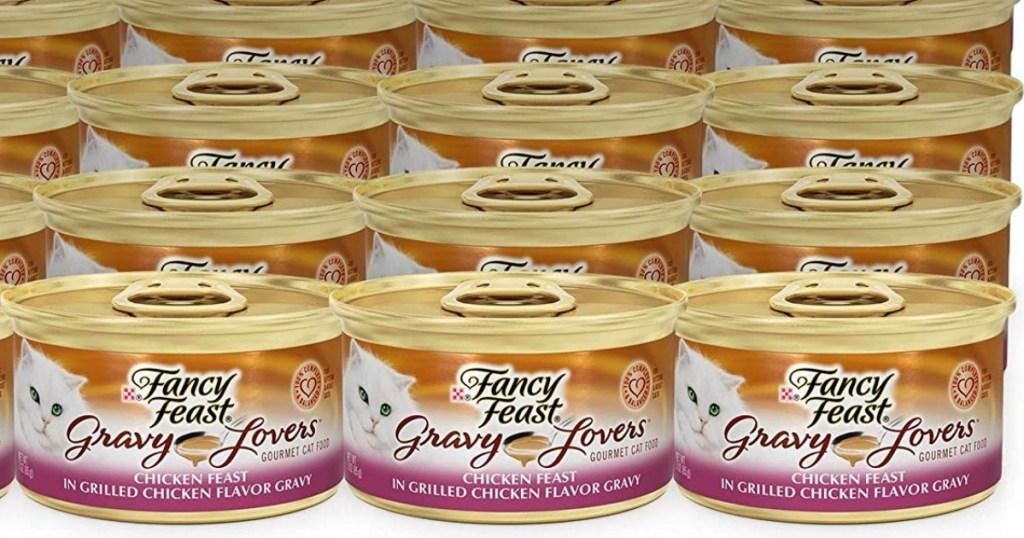 Purina Fancy Feast Wet Canned Food