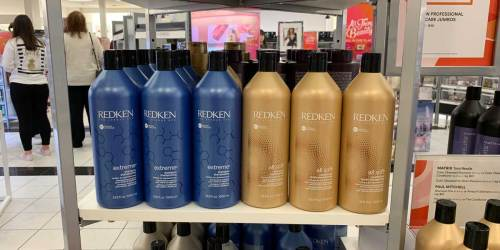 ULTA Beauty Jumbo Haircare Sale | Save on Redken, Biolage & More
