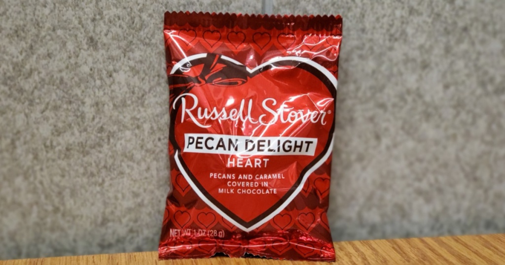 Russell Stover Valentine Candy Single at Rite Aid