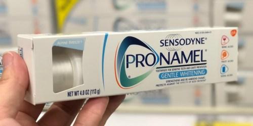 Sensodyne Pronamel Toothpaste 2-Pack Only $7.76 Shipped on Amazon