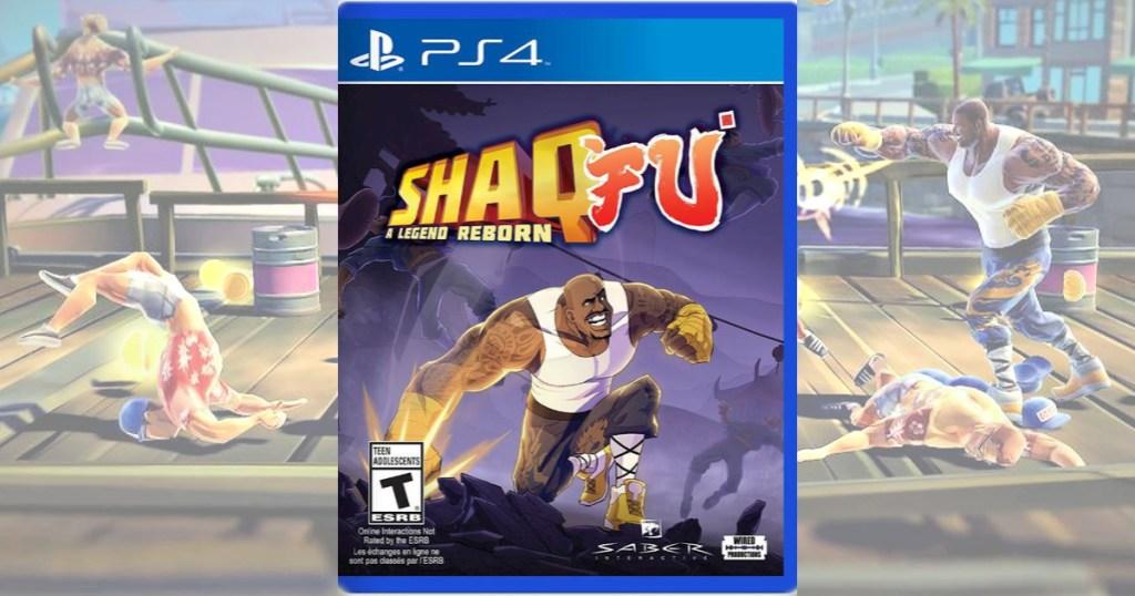 Shaq Fu A Legend Reborn for PS4