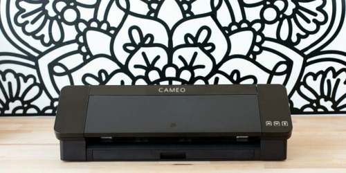 Silhouette America Cameo 4 Only $199.99 on Woot.com (Regularly $300)