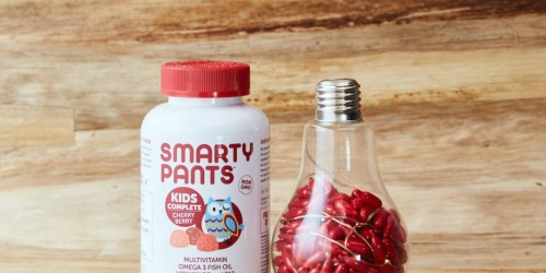 Smarty Pants Kids 120-Count Gummy Multivitamins Just $7.39 Shipped on Amazon (Regularly $24)