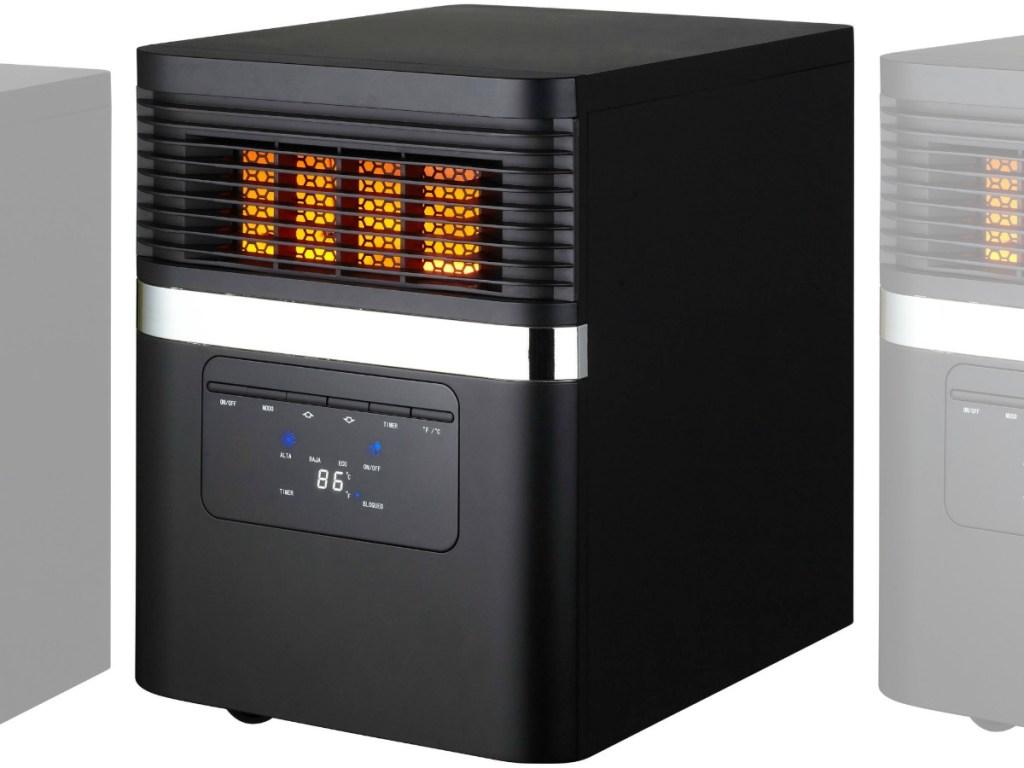 Soleil brand infrared heater