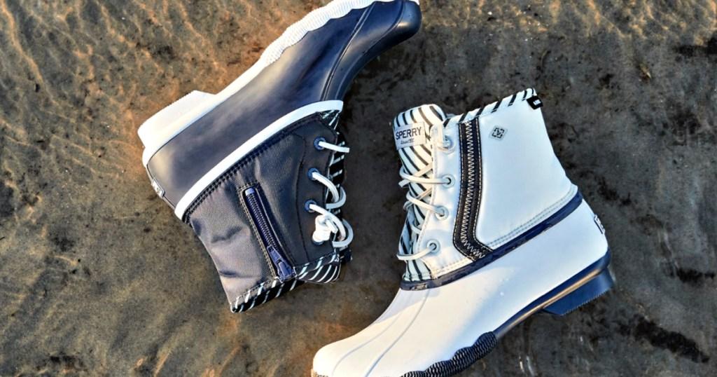 Sperry Women's Saltwater BIONIC Duck Boots