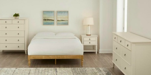 40% Off StyleWell Platform Beds at The Home Depot + Free Shipping