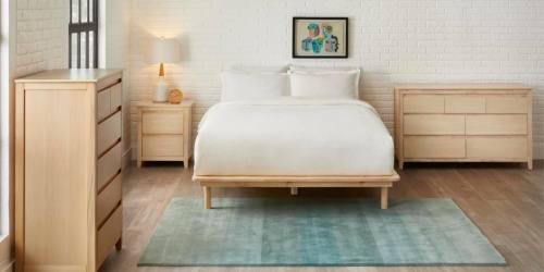 Up to 55% Off Stylewell Platform Beds at Home Depot + Free Shipping