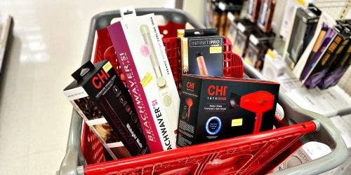 Up to 50% Off Styling Tools at Target | In-Store Only