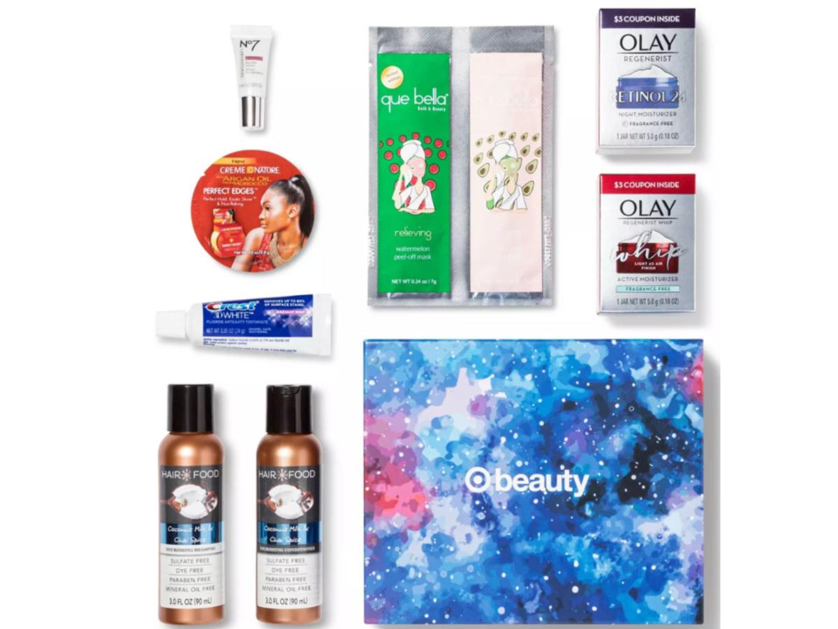 Target January Beauty Box