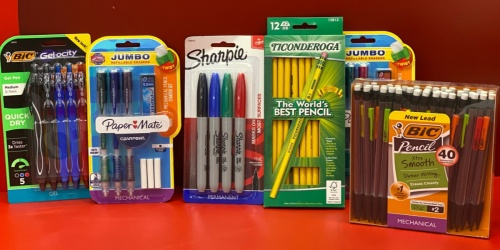 FREE BIC Wite-Out at Target + Cheap Office Supply Deals