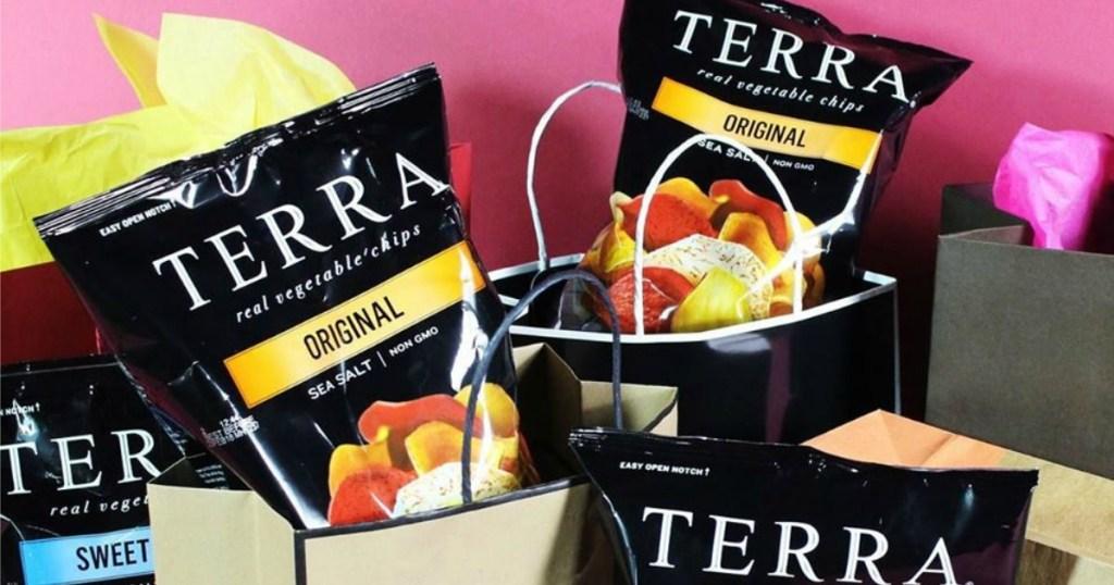 Terra Original Chips in Gift Bags