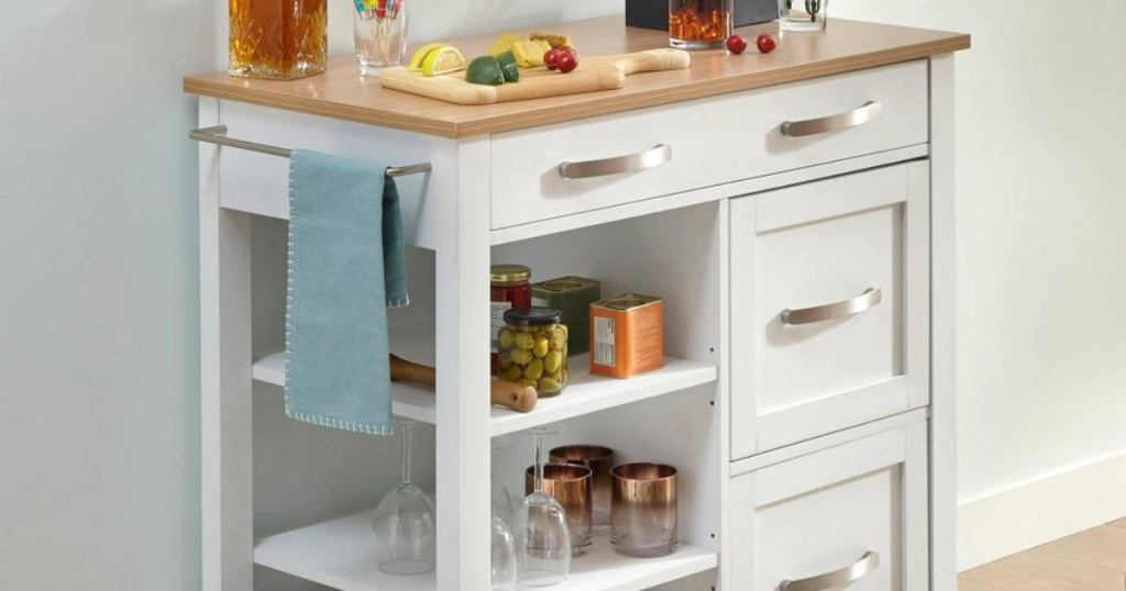 Up to 50% Off Storage Furniture & Kitchen Carts at Home ...