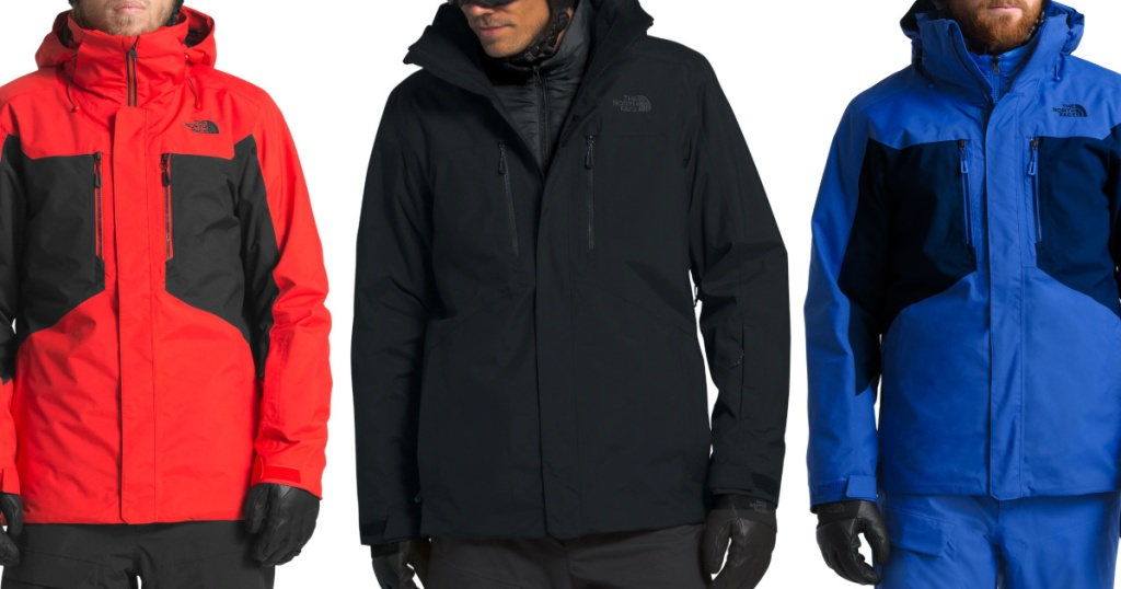 The North Face Men's Triclimate Jacket