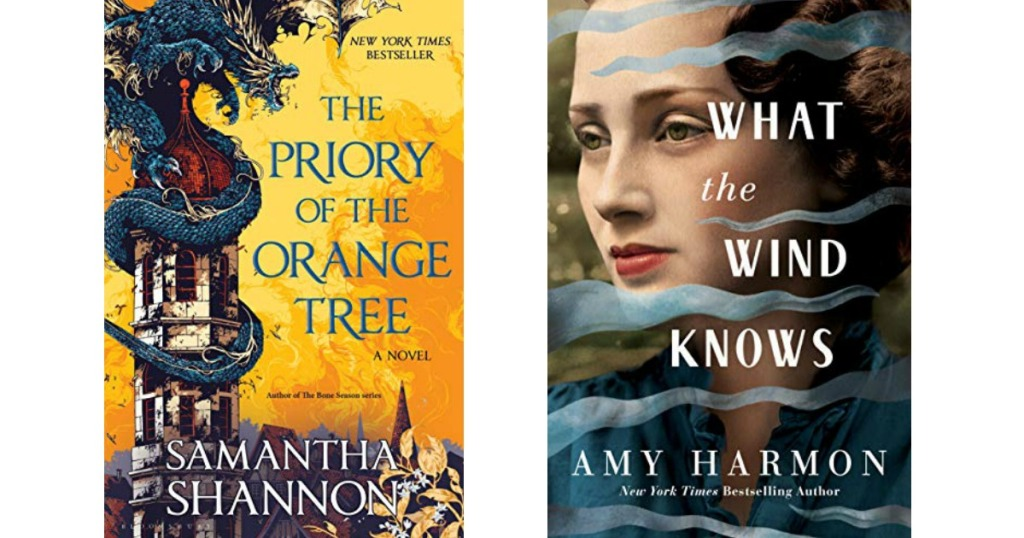 The Priory of the Orange Tree and What the Wind Knows