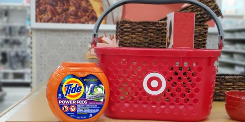 Tide Laundry Detergents as Low as $5.66 Each After Target Gift Card | Just Use Your Phone