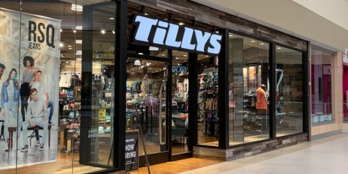 Up to 70% Off Apparel for The Whole Family at Tillys + Free Shipping