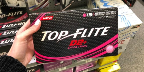 Top Flite 2019 XL Distance Golf Balls 15-Pack Just $8 Each at Dick's Sporting Goods (Regularly $17)