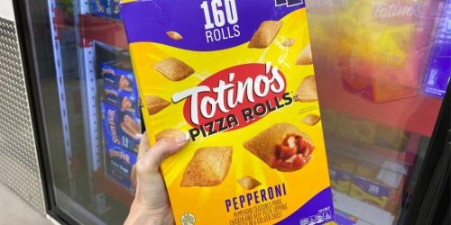 Totino's Pizza Rolls 160-Count Box Only $7.73 at Sam's Club (Regularly $10)