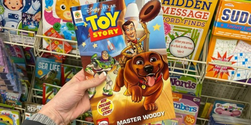 New Kids Books at Dollar Tree | Disney, Ready to Read, & More