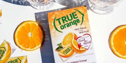 True Orange Packets 100-Count Only $3 Shipped on Amazon
