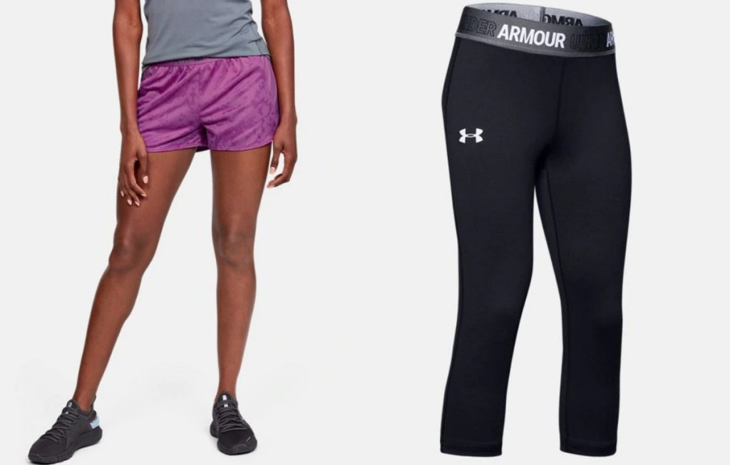 Under Armour Women's Shorts or girl's capris