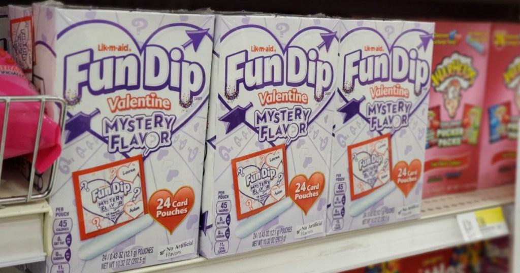 Fun Dip Valentine Candy Exchange kits at Target (2)