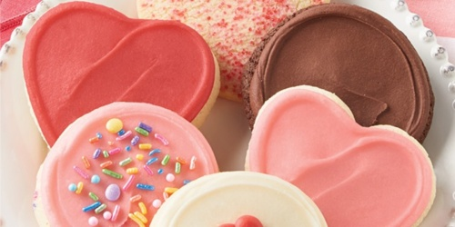Cheryl's Cookies 6-Piece Valentine's Day Sampler AND $10 Reward Card Only $9.99 Shipped