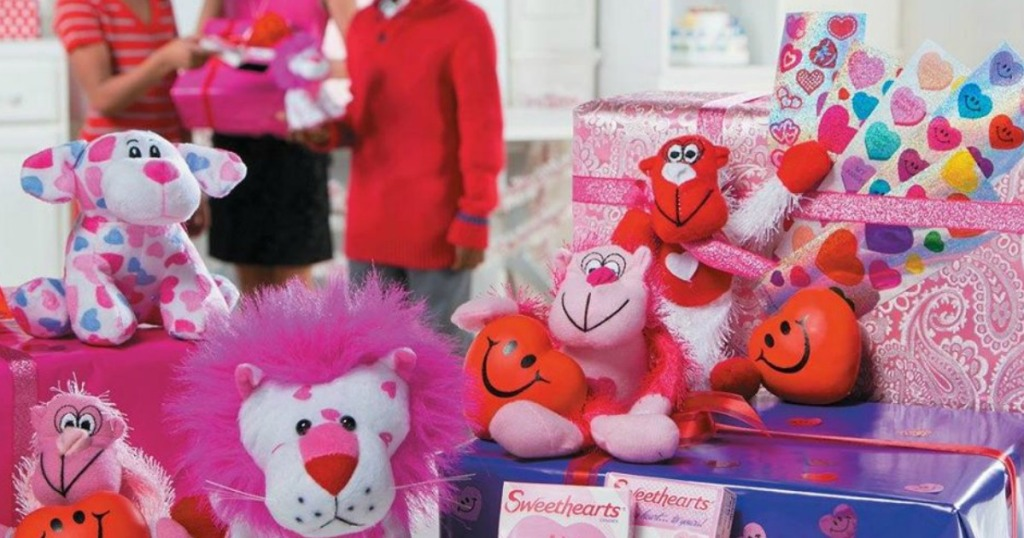 Valentine's Day Items at Oriental Trading Co