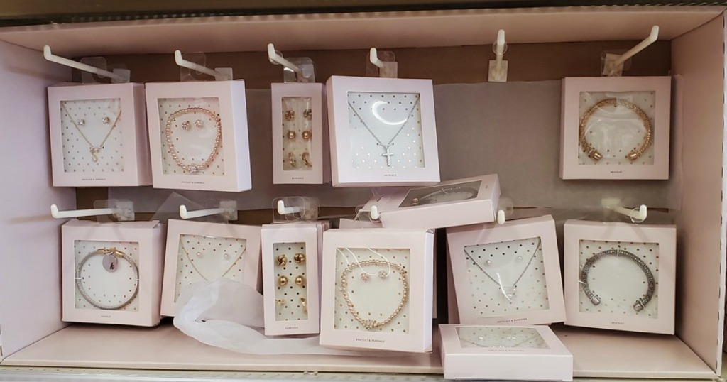 Walgreens Boxed Jewelry